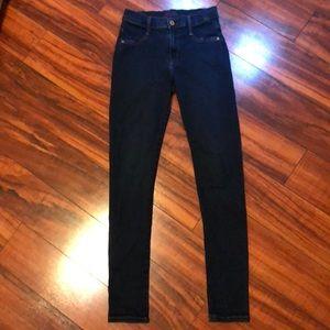 James jeans-Twiggy Dancer Skinny High rise 27 EUC
